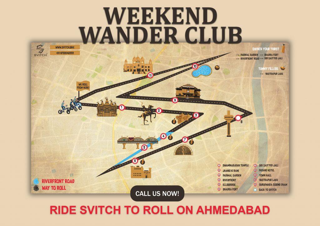 switch Weekend wonder club